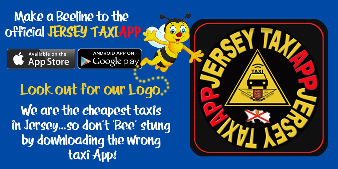 JERSEY TAXIAPP Google Play & Apple Store download
